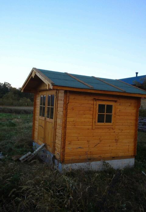 屋根の色がビミョ~だなぁ・・・