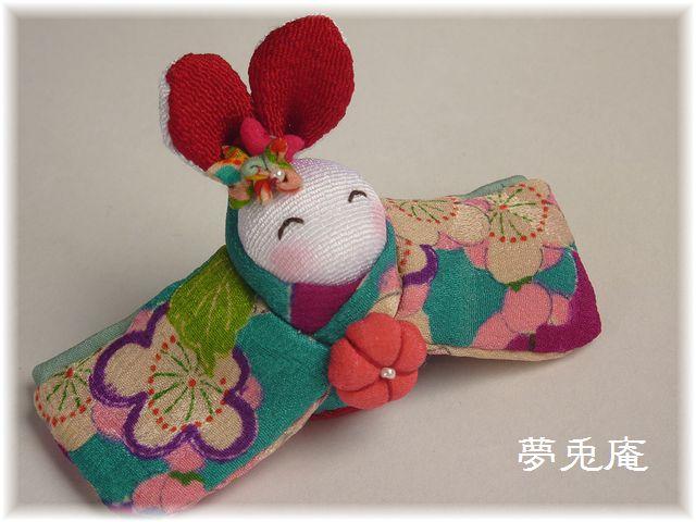 古布ミニうさ姫 (2)