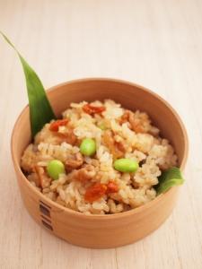 レシピ_枝豆とくるみのごはん_P9196506