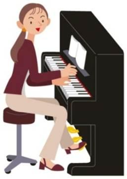 ピアノ保存