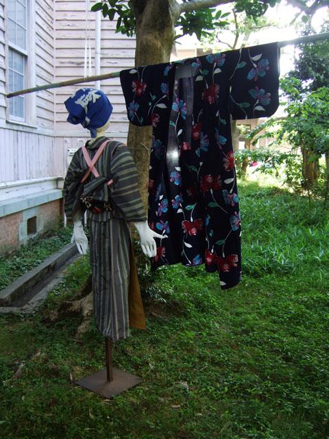 くらしの博物館(洗濯)