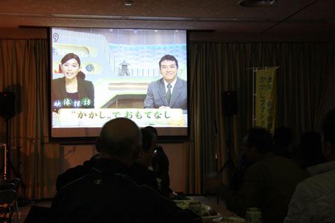 NHKニュース上映2