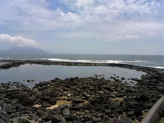 番所鼻自然公園海の池