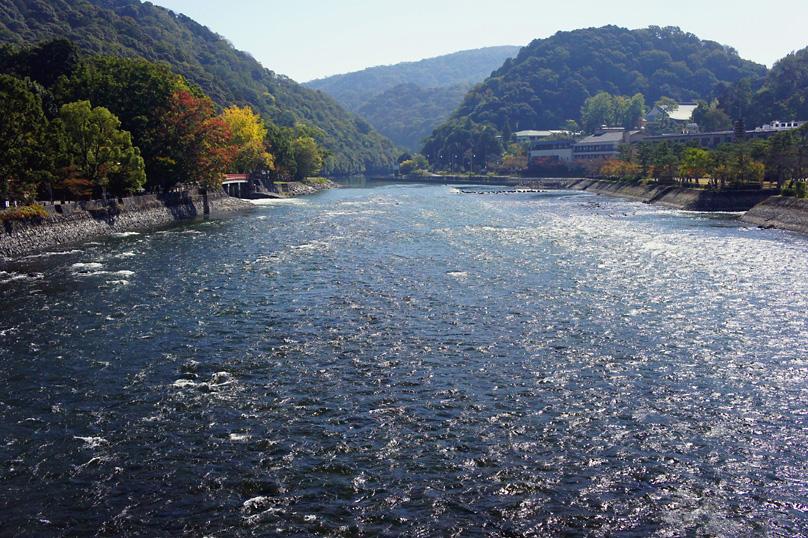 宇治川の流れ02