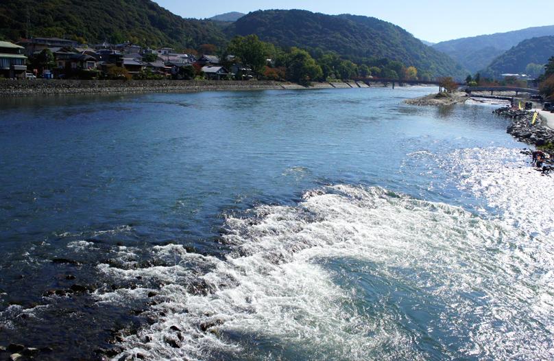 宇治川の流れ01