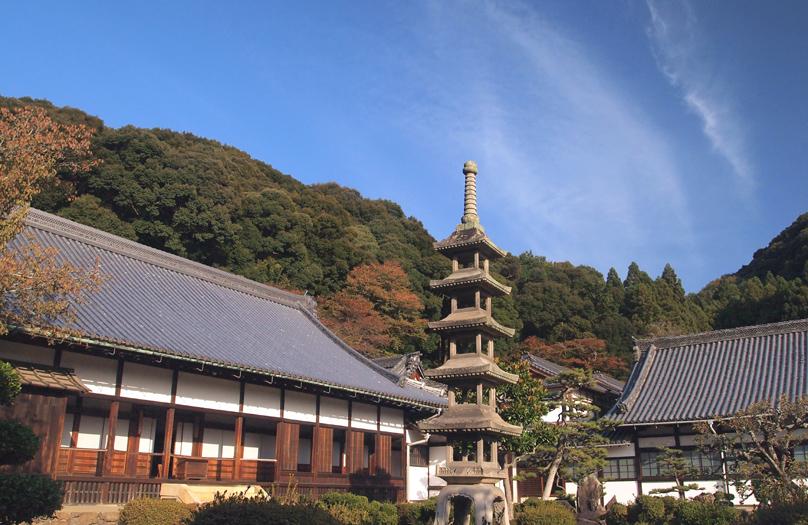 秋景(興聖寺)01