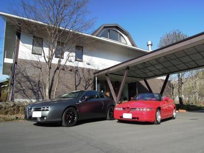 Alfaday 2012 Hotel Parking RZ BRERA Independent 1