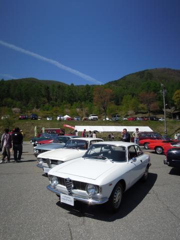 Alfaday 2012 Kaijyo GIULIA 50 Memorial 1