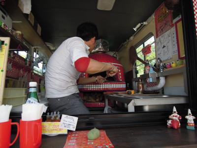 Alfaday 2012 Kaijyo Pizza