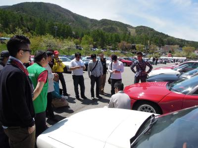 Alfaday 2012 Kaijyo C Car wash event 1