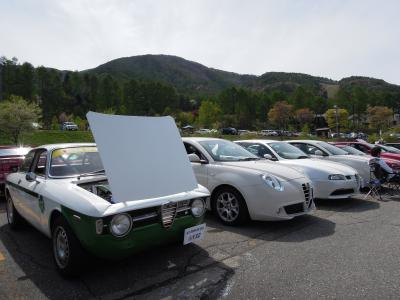Alfaday 2012 Kaijyo White Alfas 1