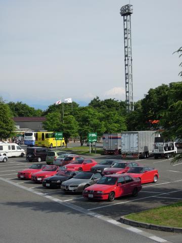 Alfaday 2012 Departure SARC Futaba 1