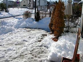 2014.02雪かき2度目③