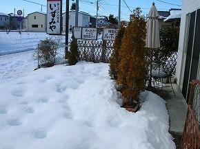 2014.02雪かき2度目②