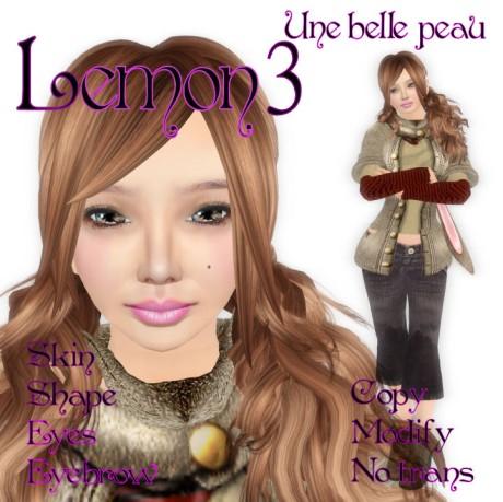Lemon 3 460