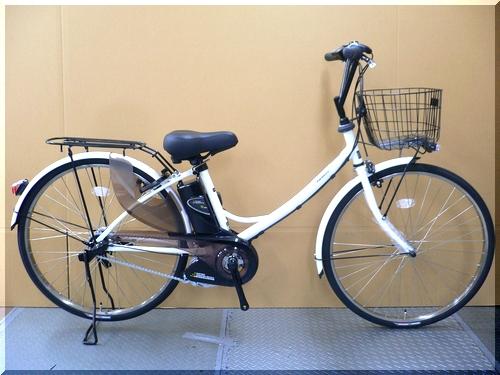 2012H24年新モデル/panasonicパナソニック/電動アシスト自転車/Agirl'sエーガールズ/BE-ENDF634/ファッションおしゃれかわいい/容量アップ8AH/a