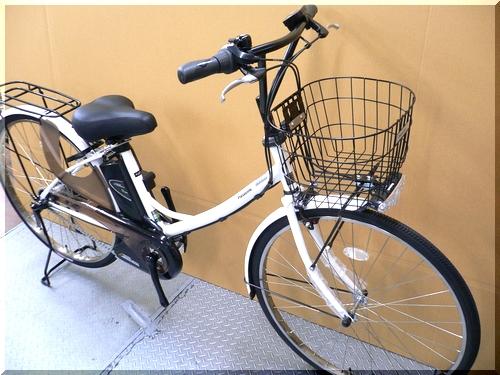 2012H24年新モデル/panasonicパナソニック/電動アシスト自転車/Agirl'sエーガールズ/BE-ENDF634/ファッションおしゃれかわいい/容量アップ8AH/b
