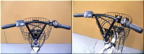 2012H24年新モデル/panasonicパナソニック/電動アシスト自転車/Agirl'sエーガールズ/BE-ENDF634/ファッションおしゃれかわいい/容量アップ8AH/e