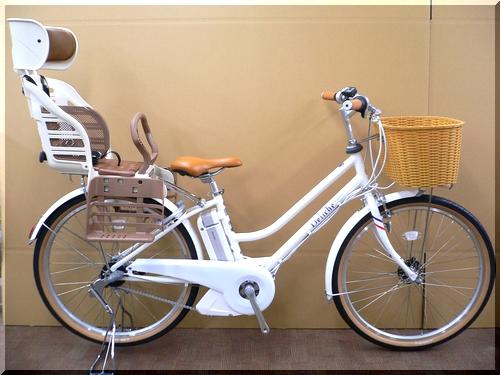 BRIDGESTONEブリヂストン/Delicheデリーシェ/DL662/大人ガール女性向けお買い物サイクリング/子供乗せ仕様可/1