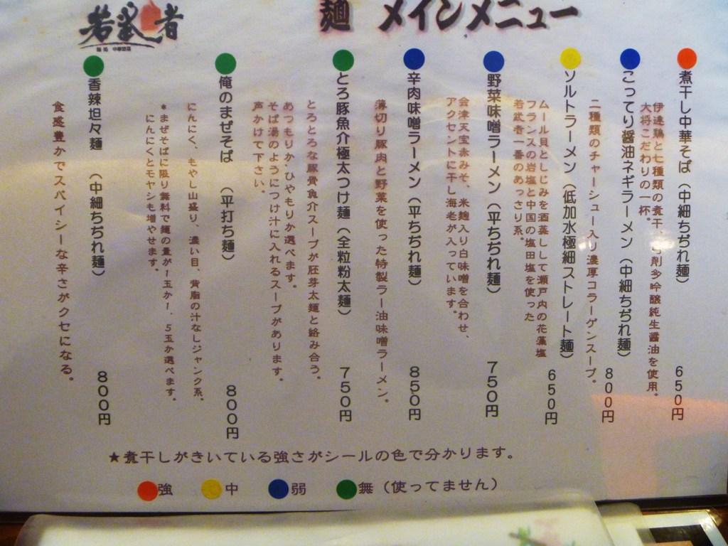 P1040932若武者野菜味噌