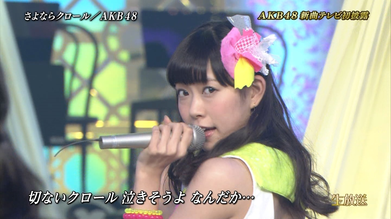 AKB48 渡辺美優紀みるきー セクシー 顔アップ カメラ目線 口開け ...