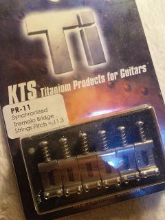 KTS PR-11チタンブリッジ
