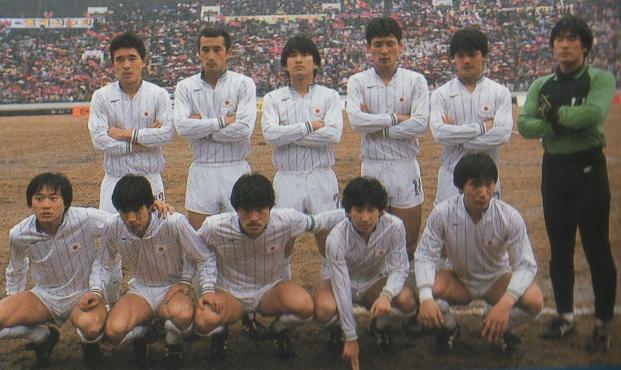 1986日本代表