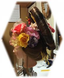 花魁 ヘアセット