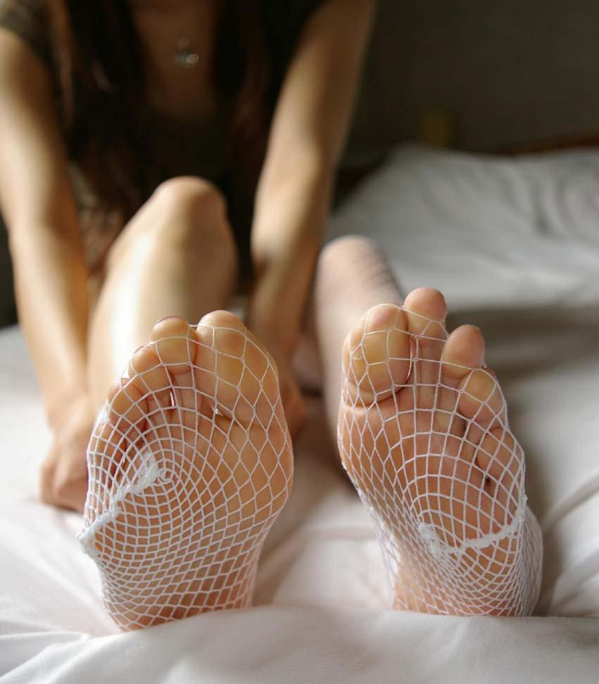 足の形:エジプト型