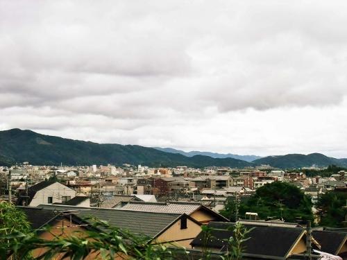 七夕 曇り