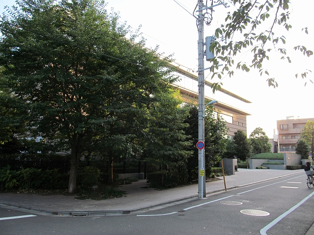Canon Global Management Institute_研修施設