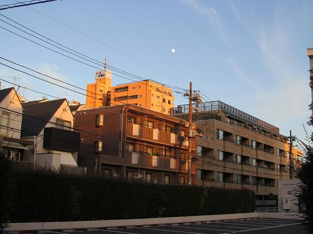 大岡山辺りの住宅_2