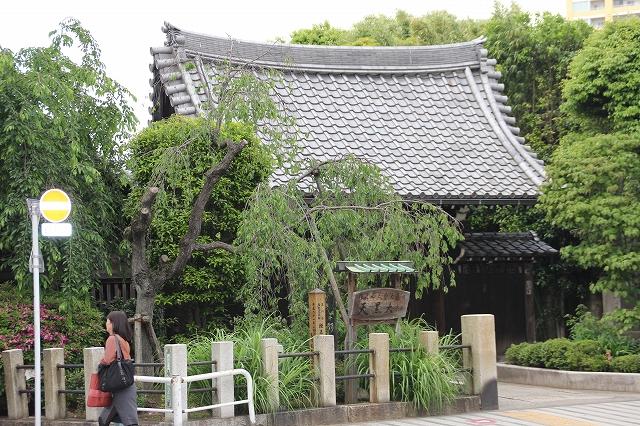 経王寺の山門