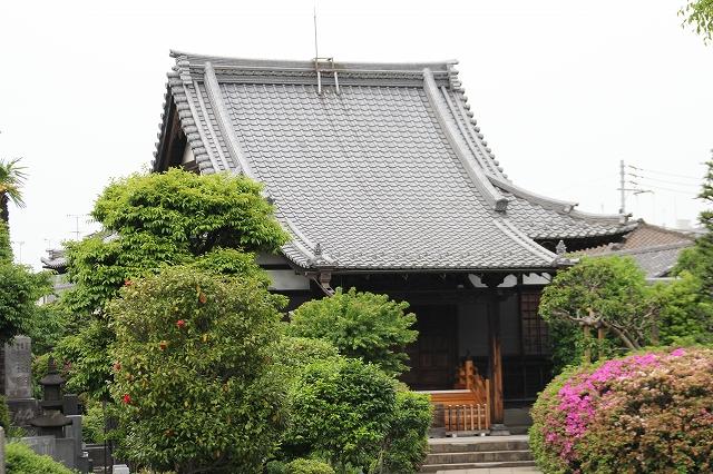 経王寺の本堂