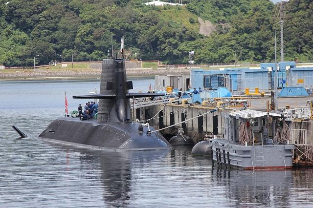 そうりゅう型潜水艦_01