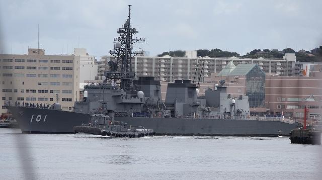 DD-101護衛艦むらさめ_2