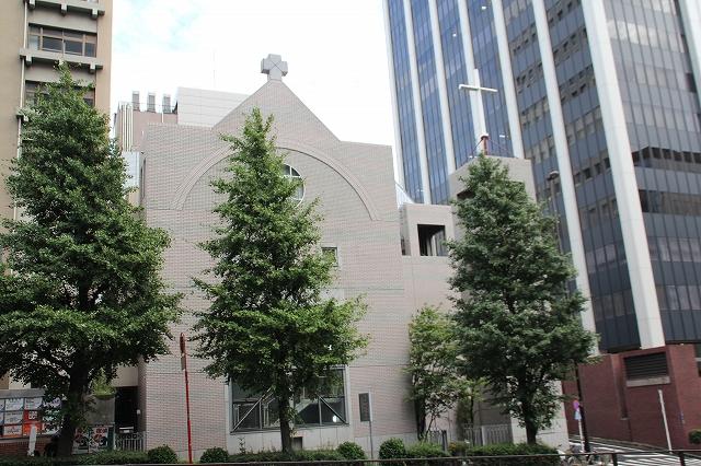 日本キリスト教団渋谷教会_3