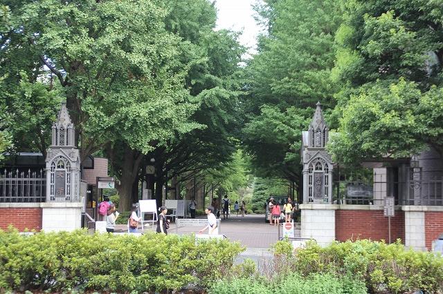 青山学院大学のキャンパス_4