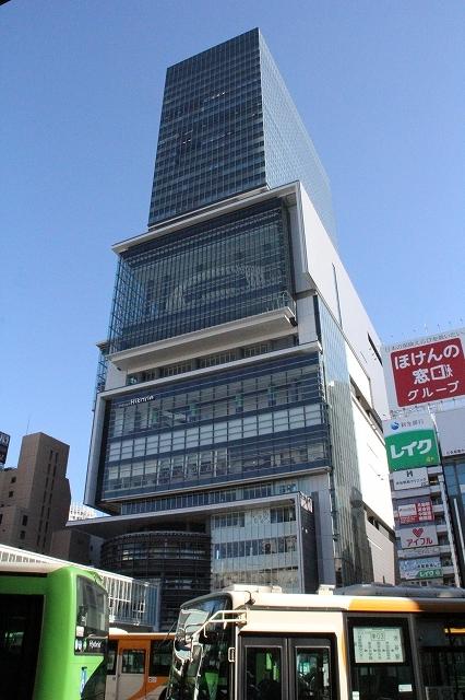 威風堂々たる渋谷ヒカリエ_1