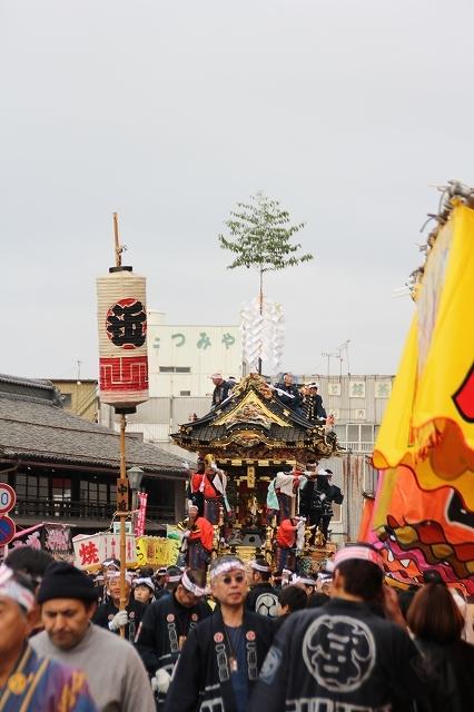 中近笠鉾_市内曳行_1