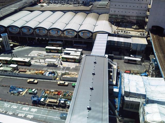 現在の渋谷駅_1