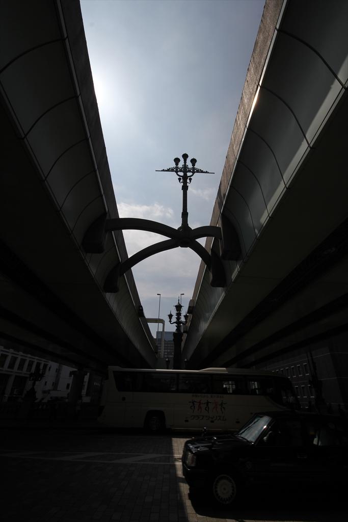 東京市道路元標に似せたモニュメント(道路元標地点碑)_3