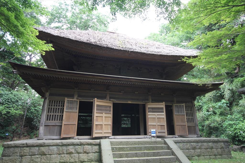 旧東慶寺仏殿_2