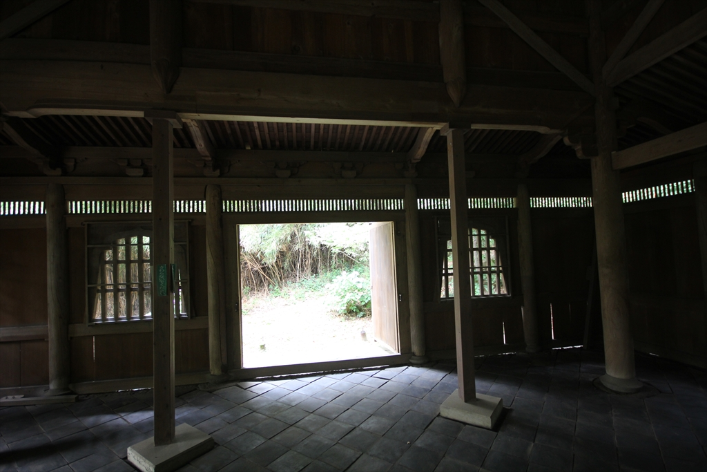 旧東慶寺仏殿_8