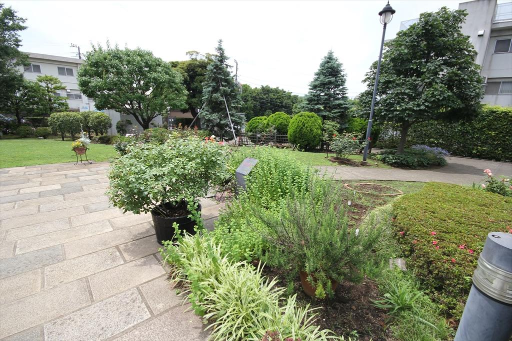 外交官の家《国指定の重要文化財》_イタリア山庭園_2