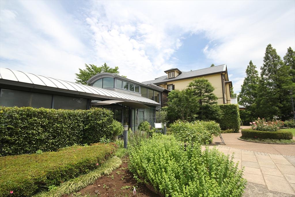 外交官の家《国指定の重要文化財》_イタリア山庭園_4