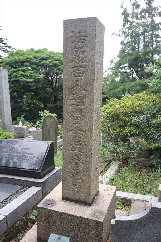 マイヨ教授の墓_1