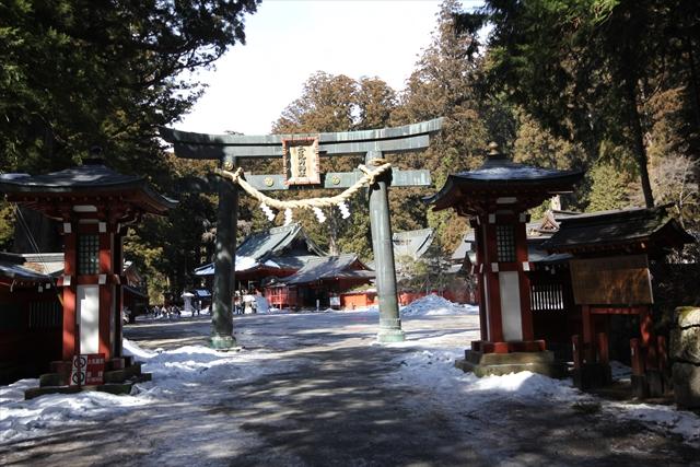 上神道鳥居