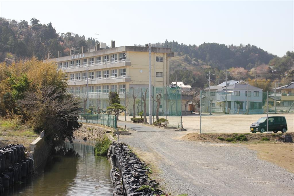 母校の小学校