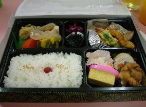 お弁当20120619